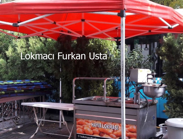 İstanbul Hayır Lokması Döktürme