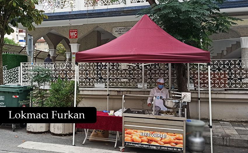 İstanbul hayır lokmacısı kiralama
