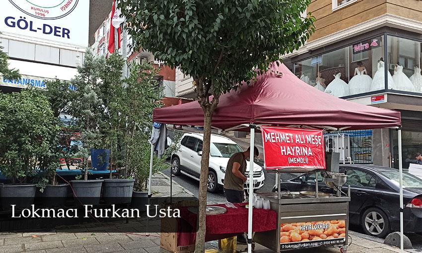Bakırköy lokma dökme organizasyonu