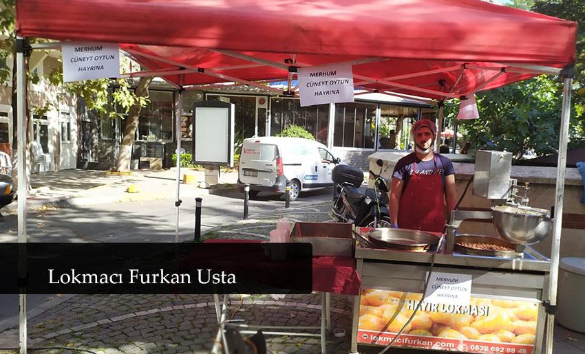 İstanbul hayır lokması