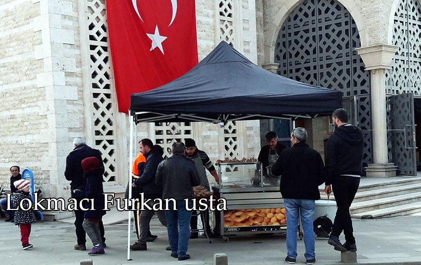 İstanbul hayır Lokması Döktürme ve kiralama