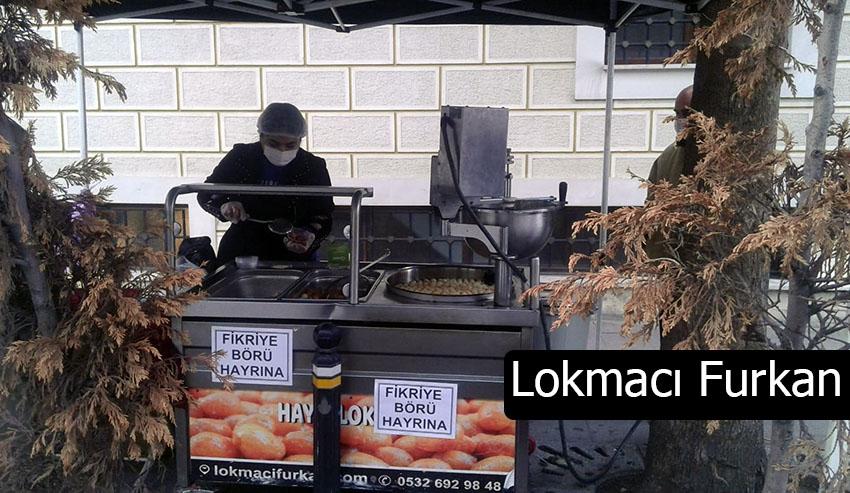 Zeytinburnu Lokma Döktürme Fiyatları