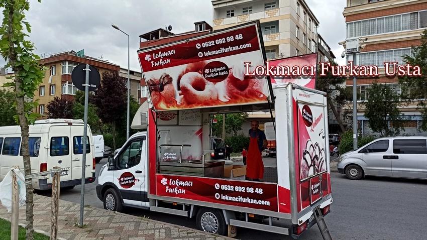 Kartal Hayır Lokması ikramı